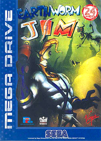 earthworm jim consola virtual