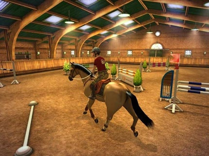 my horse and me 2 ds wii