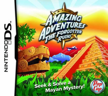 Amazing Adventures The Forgotten Ruins nintendo ds