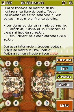 El Profesor Layton y la Caja de Pandora [Español] [NDS]