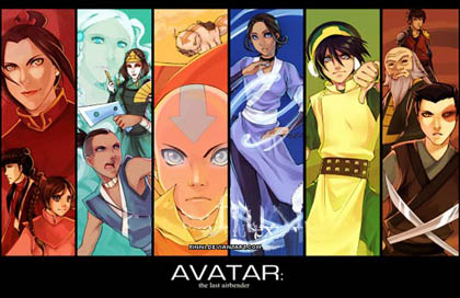 avatar the last airbender la película wii ds