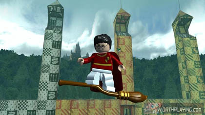 lego harry potter nintendo wii